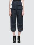 Loewe Drawstring Pocket Trousers