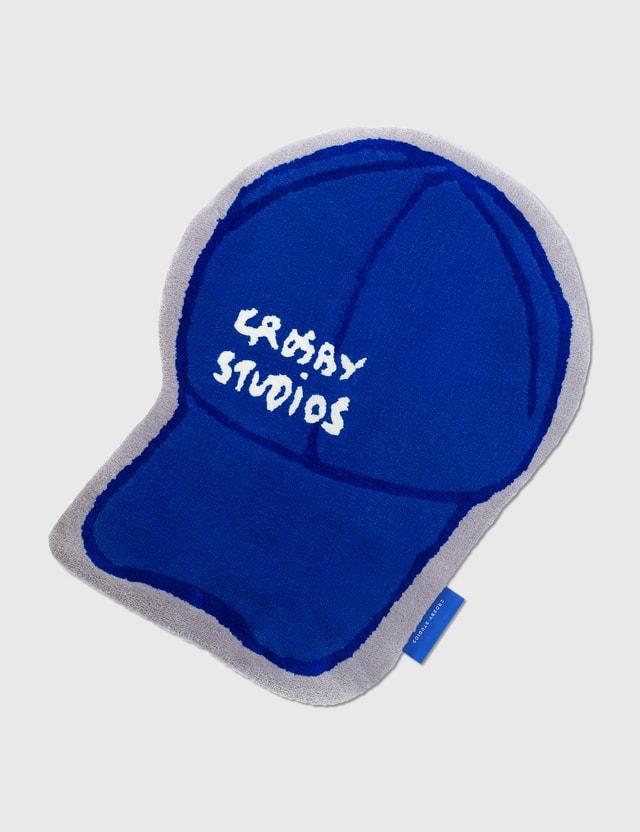 Crosby Studios Cap Carpet Blue Life