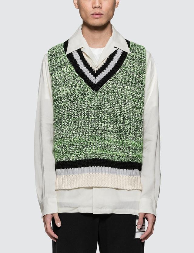 Maison Margiela Knitted Vest