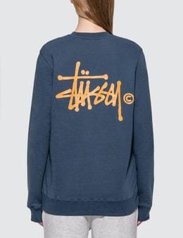 Stussy Basic Logo Sweatshirt