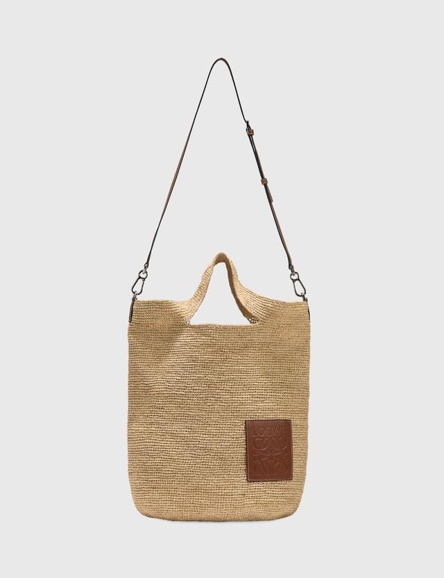 Loewe Slit Bag Natural Women