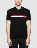 GCDS Logo Band Polo Picutre