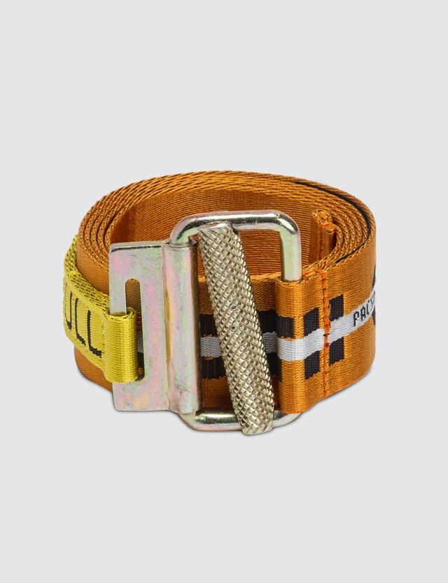Heron Preston Handlewithcare Belt