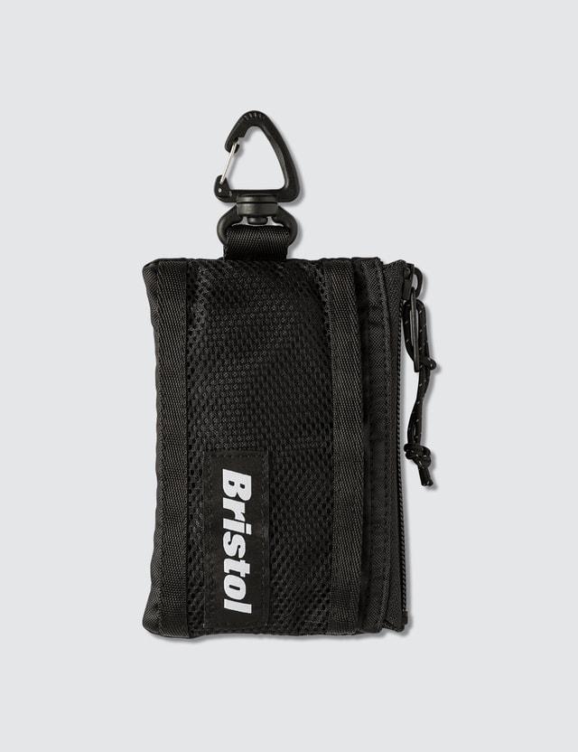 F.C. Real Bristol Mesh Pocket Pouch