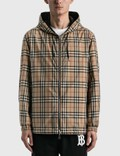 Burberry Reversible Vintage Check Recycled Polyester Jacket Picture