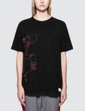C2H4 Los Angeles Form T-shirt Picture