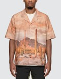 Rhude Cactus Bowling Shirt Picture