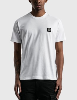 Stone Island Classic Patch T-shirt
