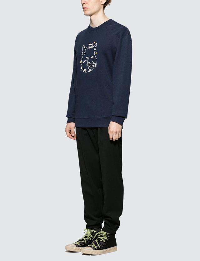 Maison Kitsune Ancora Tu Sweatshirt