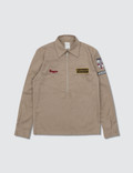 Number Nine Mechanic Ls Work Shirts Picture