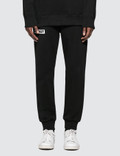 Helmut Lang Logo Sweatpants Picture