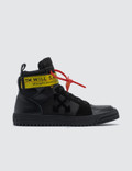 Off-White Industrial Belt Hi Top Sneaker Picture
