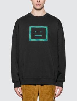Acne Studios Face-motif Sweatshirt