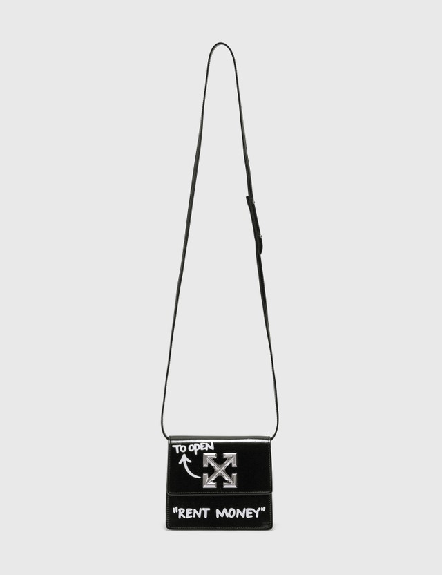Off-White 0.7Jitney Crossbody Bag