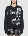 Siberia Hills Dark Queen Sweatshirt Picture
