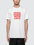 Ami From Paris With Love T-Shirt Picture