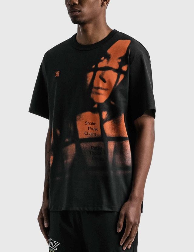 Misbhv Cage T-shirt Black Men