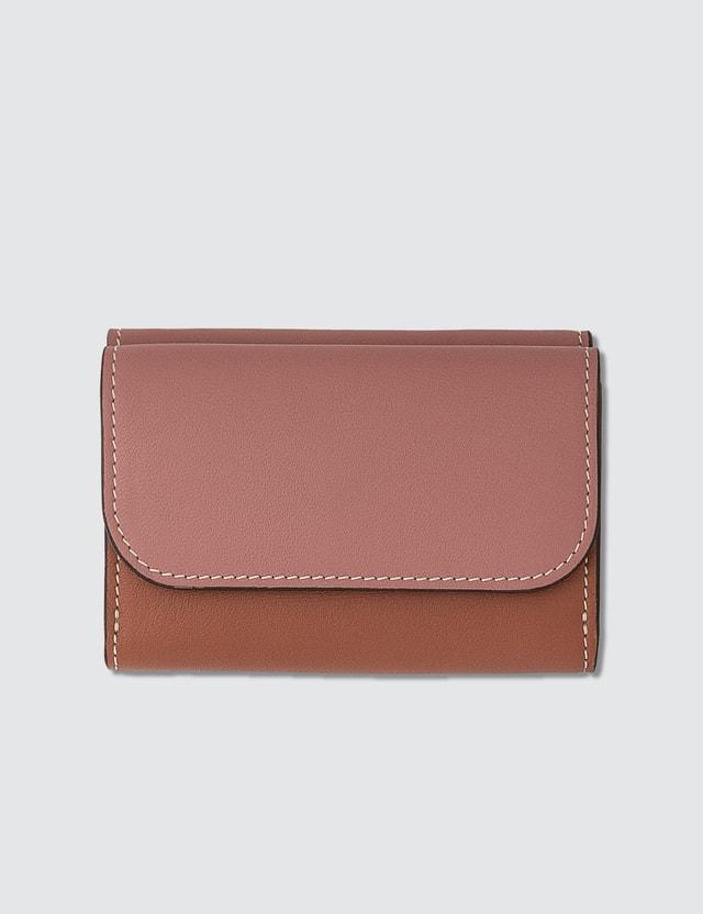 Chloé Chloé C Small Tri-fold Wallet