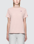 Champion Reverse Weave Small Logo Short Sleeve T-shirt Picture