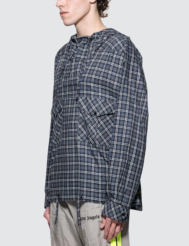 Martine Rose Hooded Shirt