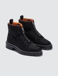 Alexander Wang Cooper Nylon Boots