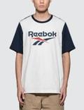 Reebok Color Block S/S T-Shirt Picture