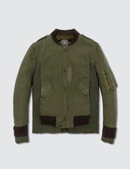 Mihara Yasuhiro Knit Jacket
