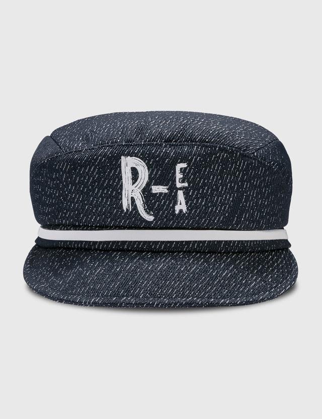 Emporio Armani Sea Captain's Hat Blu Men