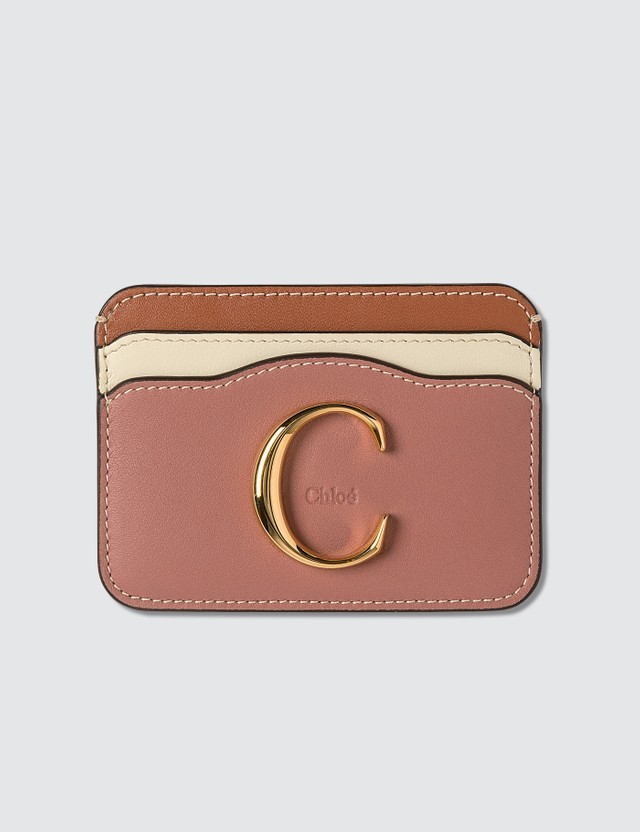 Chloé Chloé C Card Holder