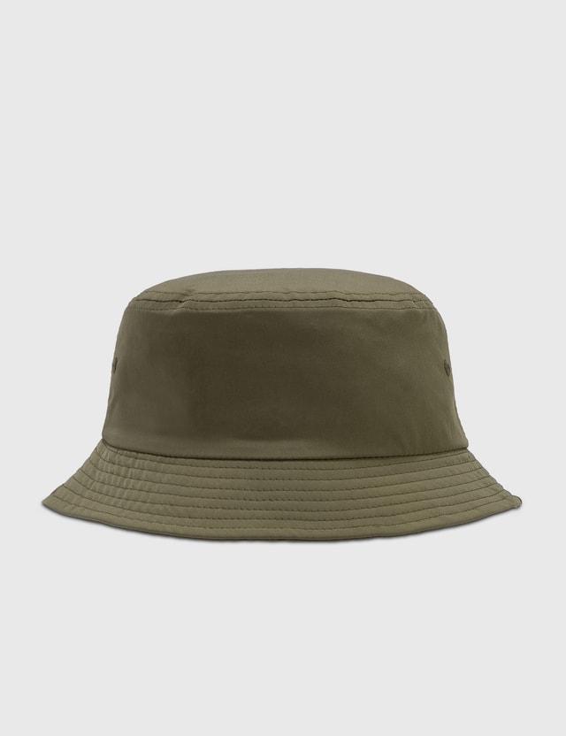 Satta Bucket Hat Olive Men