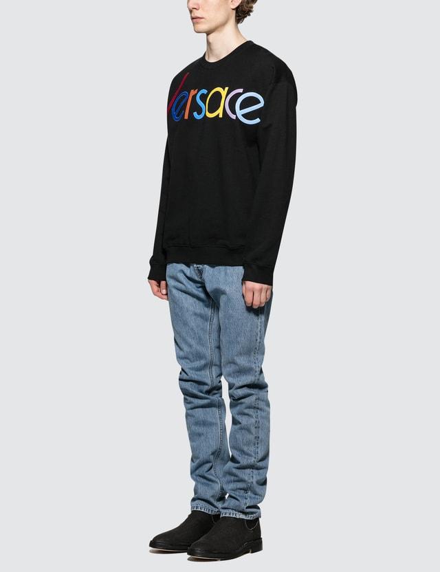 Versace Font Sweatshirt