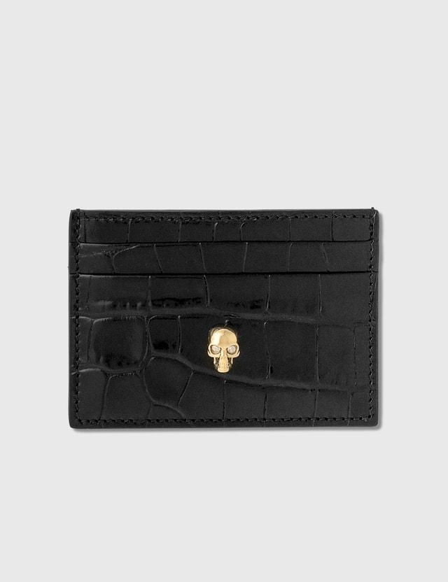 Alexander McQueen Skull Card Holder
