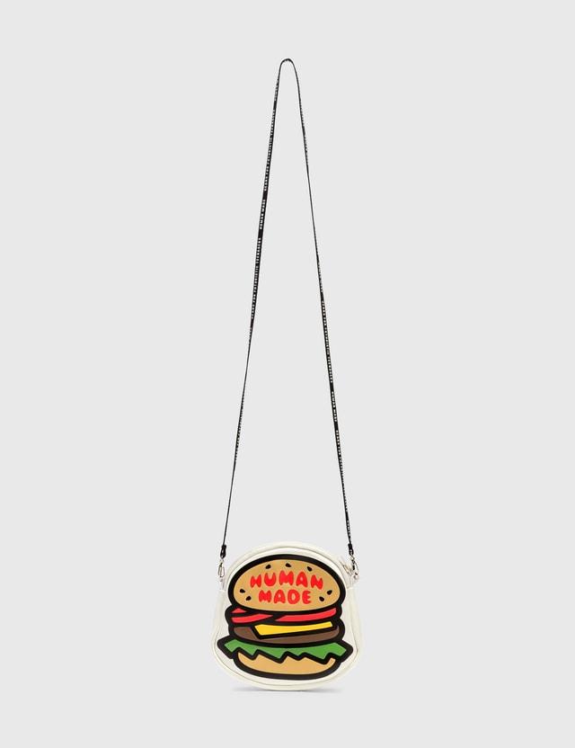 Human Made Hamburger Pouch