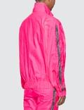 Fiorucci Tyvek Neon Pink Bomber Jacket