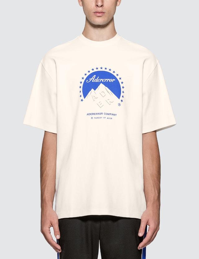 Ader Error Adererror Company Oversized T-Shirt