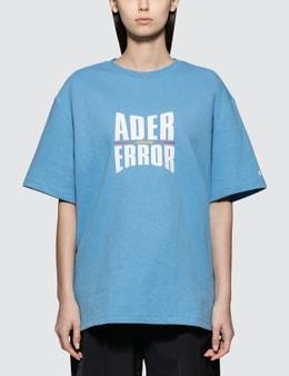 Ader Error Ader Logo Short Sleeve T-shirt