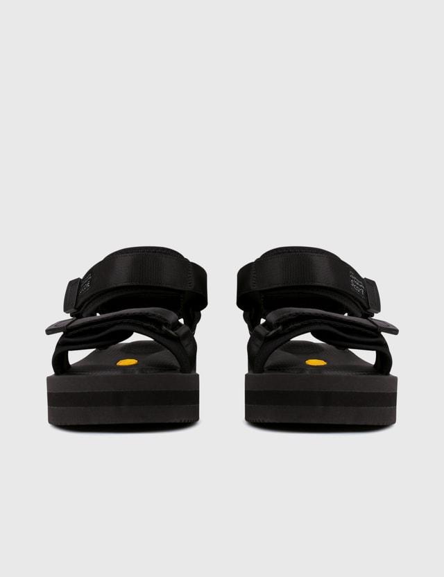 Suicoke CEL-VPO Sandals Black Women