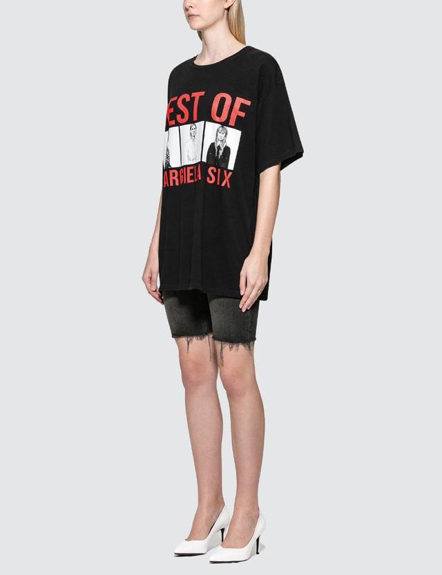 MM6 Maison Margiela Best Of Margiela Short Sleeve T-Shirt