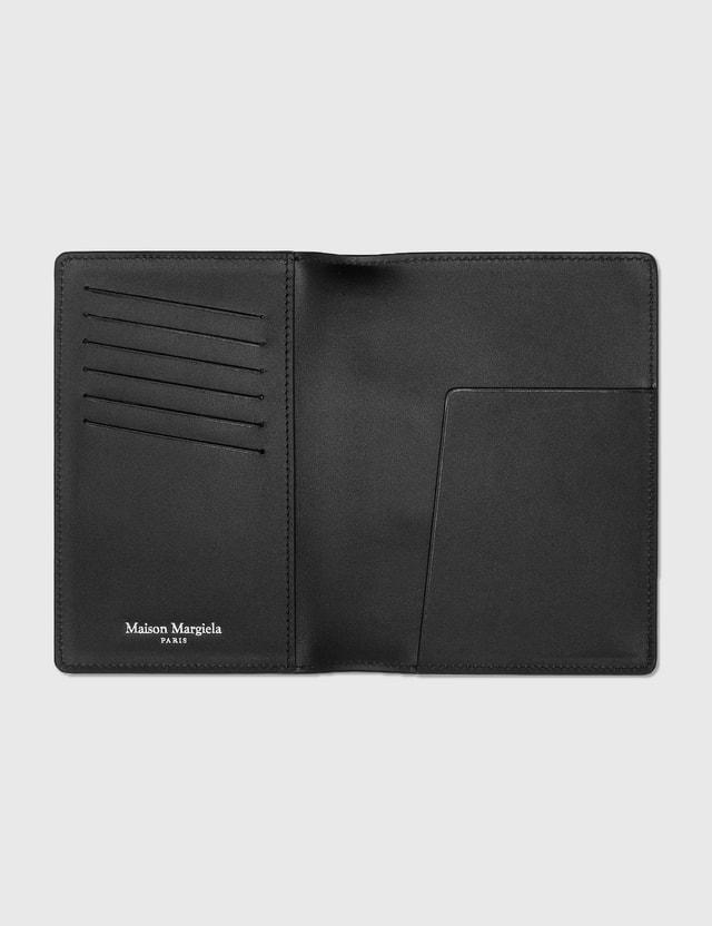 Maison Margiela Passport Cover Black Men