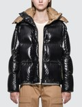 Moncler Down Jacket With Detachable Hood Picture