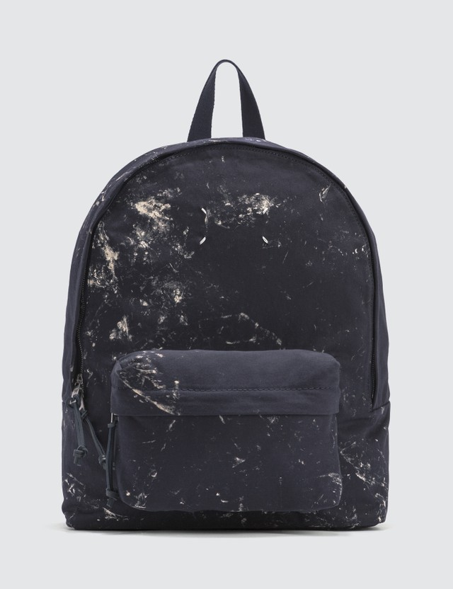 Maison Margiela Paint Splatter Backpack