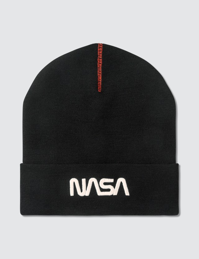 Heron Preston NASA Beanie