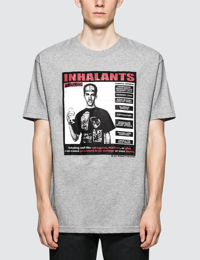 Spaghetti Boys Inhalants T-Shirt