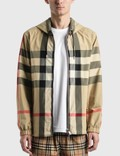 Burberry Reversible Check Recycled Polyester and ECONYL® Jacket Picture