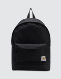 Carhartt Work In Progress Square Label Backpack Picutre
