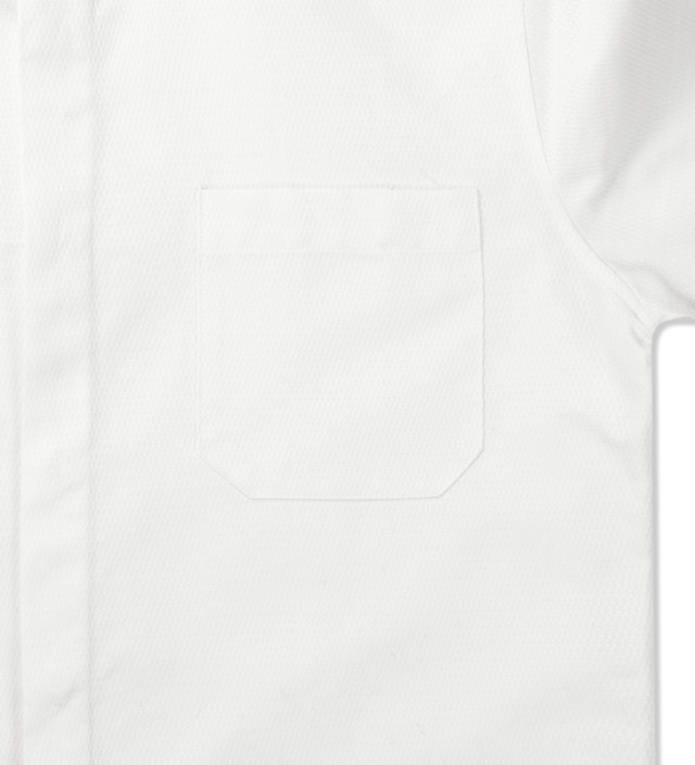 COURTESY OF White The Osaka S/S Shirt