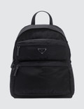 Prada Multi Pouch Backpack Picture