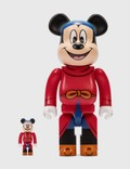 Medicom Toy Be@rbrick Fantasia Mickey 100%&400% Set Picture
