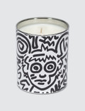 "Ligne Blanche Keith Haring ""Chrome Andy Mouse"" Perfumed Candle Picture"