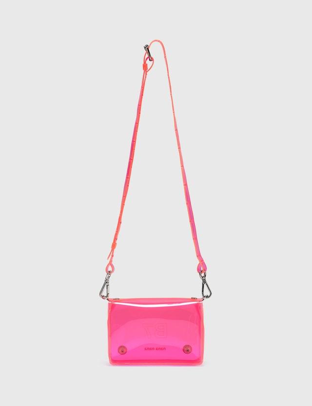 Nana-nana PVC B7 Bag Neonpink Pvc Neon Pink Women